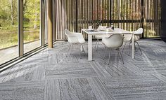 Biophilic Design brings elements of the natural world into the built environment for improved well-being Commercial Flooring, Workspace Design, Luxury Vinyl Tile, Vinyl Tiles, Design Research, Global Design, Built Environment, Floor Design, Sofa Furniture
