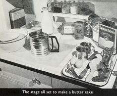 Your place to buy and sell all things handmade 1930s Kitchen, Simple Pictures, Home Baking, Wise Women, Photo Illustration, Travel Around The World, This Book, Kitchens, Image