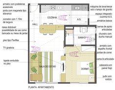 3 tipos de plantas de casas para cadeirantes Civil Engineering, Floor Plans, Diagram, How To Plan, Building, Projects, House, 2d, Remodeling