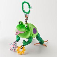 Kids Preferred™ Frog Plush Toy