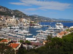 September: Yacht hopping in Monaco Time Of The Year, San Francisco Skyline, Seaside, Public, Europe, Culture, River, Explore, Landscapes