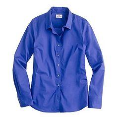 Womens Petite Shirts & Tops : Womens Petite Clothing   J.Crew