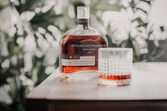 Packaging for Woodford Reserve by Studio MPLS via The Design Blog