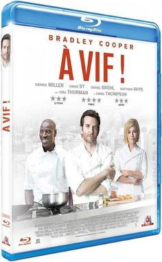 À vif ! (2015) - Blu-ray Burnt