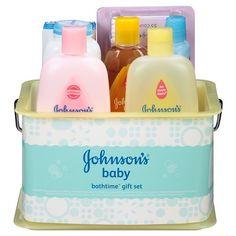 Johnson's Baby Bathtime Gift Set : Target