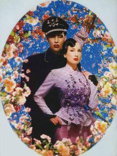 Dita & Marilyn Manson