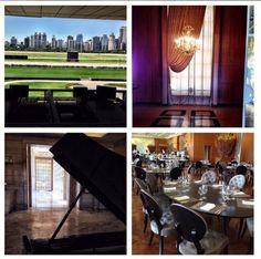 Fui visitar o Villa Jockey e restaurante Valero - que foram restaurados e podem ser visitados pelo público no Jockey Club de São Paulo.
