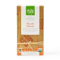 Rishi-Tea Pu-erh Classic - Large Box http://rishi-shop.co.kr :D