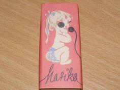 Marika táblás csokoládé (70's)