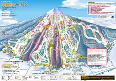 An all-in-one guide and planning advice from a snowboarder who has been Niseko Ski Resort (Hokkaido, Japan) for many years. Ski Holidays, Luxury Holidays, Thailand Travel, Japan Travel, Snowboarding Resorts, Ski Hire, Village Map, Trail Maps, Mountain Resort