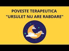 POVESTI TERAPEUTICE PENTRU COPII - Ursulet nu are rabdare - YouTube Youtube, Youtube Movies