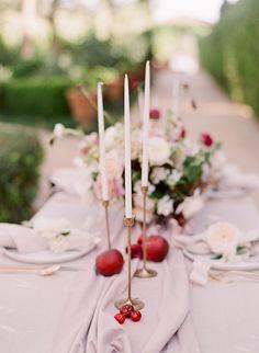 Linen rentals: http://latavolalinen.com | Florist: http://www.laurasfloras.com | Wedding photographers: http://www.jessicakay.com/ | Read More: https://www.stylemepretty.com/vault/image/6202586