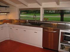 Metal Kitchen Cabinets Vintage aqua ge metal kitchen cabinets for sale on the forum - michigan