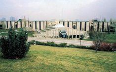TBMM Mosque, Behruz Çinici