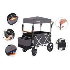 Keenz 7s Stroller Wagon Grey Jackson Amp Blair Pinterest