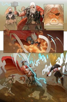 Preview: Thor: God of Thunder #20, Page 3 of 4 - Comic Book Resources