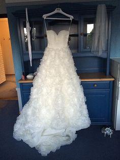 4fe33bab8220 Fantastisk design brudekjole - FINN Torget
