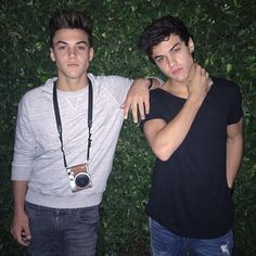 This is the definition of beauty... These boys mean the world to me... Happy Dolan Twin Tuesday