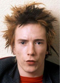 One Wave, The New Wave, God Save The Queen, New Wave Music, Johnny Rotten, 70s Punk, Rock Hairstyles, Gothic Rock, Skinhead