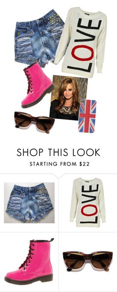 """""""Untitled #62"""" by littleluv ❤ liked on Polyvore featuring Giorgio Armani and Ray-Ban"""