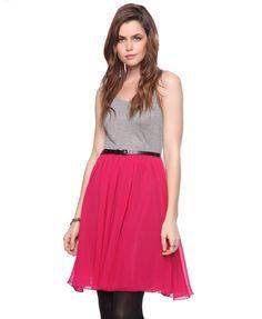 Sleeveless Colorblock Dress | FOREVER21 - 2011408344