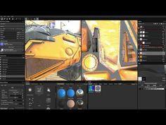 Unite 2014 - Substance Painter - YouTube