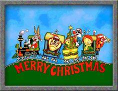 Lady Jam- Looney Tunes- Merry Christmas