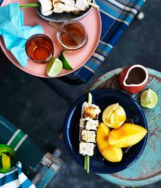 Tequila slammer marshmallows, boozy wine trifle and beer doughnuts with pastry cream. Here's a collection of fun, share-friendly desserts guaranteed to get the party started.