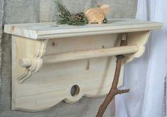 Мебель ручной работы. Ярмарка Мастеров - ручная работа. Купить Полочка для кухни. Handmade. Полка, полка для специй, уют