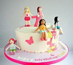 from CakeWrecks.com ~ Sunday Sweets: Leggo My LEGO ~ July 7, 2013
