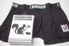 -Cover Your Nuts-Firefighter underwear – I Support Firefighters