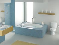 Turn Your Existing Bathroom Into a Relaxing Spa