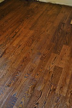 Thousands of ideas about red oak floors on pinterest red for Rustic red oak flooring