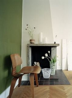 Rectangle big modern two sided corner fireplace Ideas for the