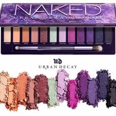 Urban Decay - Naked Ultra Violet Eyeshadow Palette Coming Soon to UD makeupnews Makeup Collection, Urban Decay, New Eyeshadow Palettes, Makeup News, Naked Palette, Glam Makeup, Makeup Addict, Ultra Violet, Maybelline