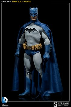 Sideshow Collectibles is proud to debut the highly-anticipated first hero in our DC Sixth Scale collection, Batman! Description from actionfigurepics.com. I searched for this on bing.com/images