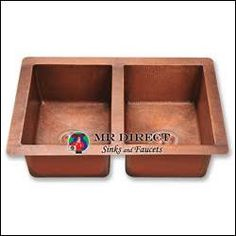 Copper Sink Mr Direct 902 Copper