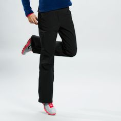 FEELING PANTS - Lolë's stretchy, windproof, water-resistant Softshell