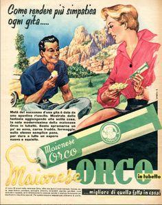 cibo anni 50 - Cerca con Google
