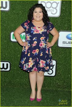 Raini Rodriguez at the World Dog Awards 2016