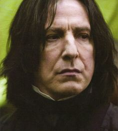 #severus#snape his face