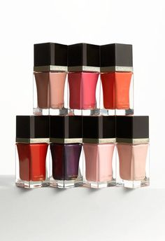 Tom Ford! It's the battle of the nail polish bottles between these and Marc Jacobs.