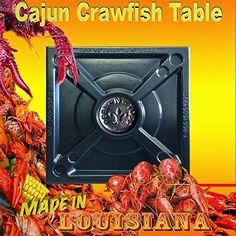 Peel N Toss Cajun Crawfish Boil Table Top Peel N Toss https://www.amazon.com/dp/B00SG8LTTO/ref=cm_sw_r_pi_dp_x_kIGkzbGFZ1TBY