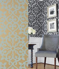 Allison graphite resource - Thibaut. Click the link in the bio to shop at the best price per roll! #saturday #thibaut #spring #weekend #resource #ilovewallpaper  #interior #interiors #interiores #interior123 #interiordesign #interiordesigner #wallpaper #wallpapersales #wallcovering #decoration #decor #instalike #instagood #instadaily #lfl #fff #follow4follow #inspiration #home #instadecor #designer #instaart #monochrome #shabbychic