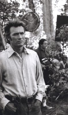 Younger Clint Eastwood