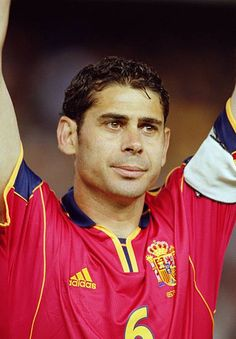 Fernando Hierro Pictures and Photos Stock Pictures, Stock Photos, Football Photos, Editorial News, Royalty Free Photos, Image