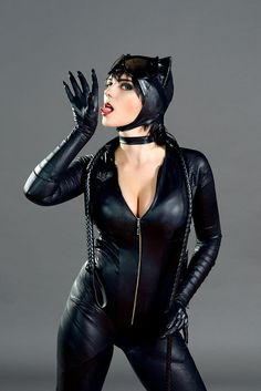 Cosplay *** CatWoman DC Comics Batman Arkham Knight Injustice by AGflower Catwoman Cosplay, Dc Cosplay, Best Cosplay, Cosplay Girls, Cosplay Costumes, Awesome Cosplay, Female Cosplay, Batman Arkham Knight Catwoman, Batgirl