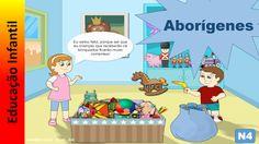 Educação Infantil - Nível 4 (crianças entre 7 a 9 anos): Aborígenes