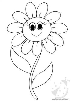 Turtle On Top of a Turtle Coloring Page Printable Flower Coloring Pages, Preschool Coloring Pages, Colouring Pages, Coloring Books, Easy Drawings For Kids, Art Drawings Sketches Simple, Drawing For Kids, Art For Kids, Art N Craft