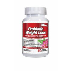 Top Secret Nutrition Probiotic Weight Loss (60 Veg Capsules)